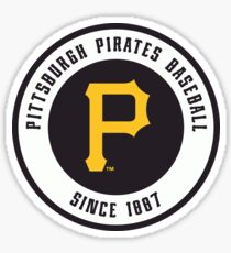 pittsburgh pirates baseball Sticker