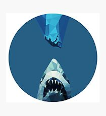 Jaws Photographic Print