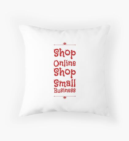Shop Online cute Throw Pillow