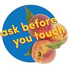 Ask Before You Touch by projectconsent