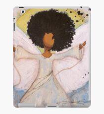 Boundless Angel, African American, Latina, Black Angel iPad Case/Skin