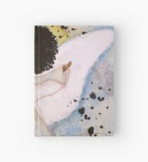 Boundless Angel, African American, Latina, Black Angel Hardcover Journal