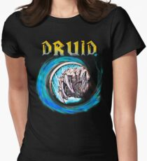 Warcraft - Druid Womens Fitted T-Shirt