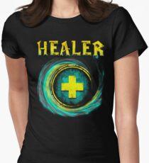 Warcraft - Healer Women's Fitted T-Shirt