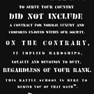 The Oath - white by docdoran