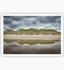 Dune Reflection Sticker