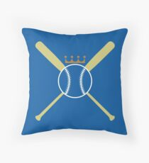 LOYAL AND ROYAL.  Throw Pillow