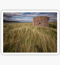 Martello Tower Sticker