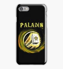 Warcraft - Paladin iPhone Case/Skin