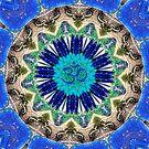 Mandala - Shambhala by Lilaviolet