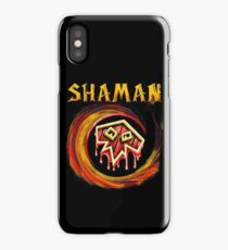 Warcraft - Shaman iPhone Case