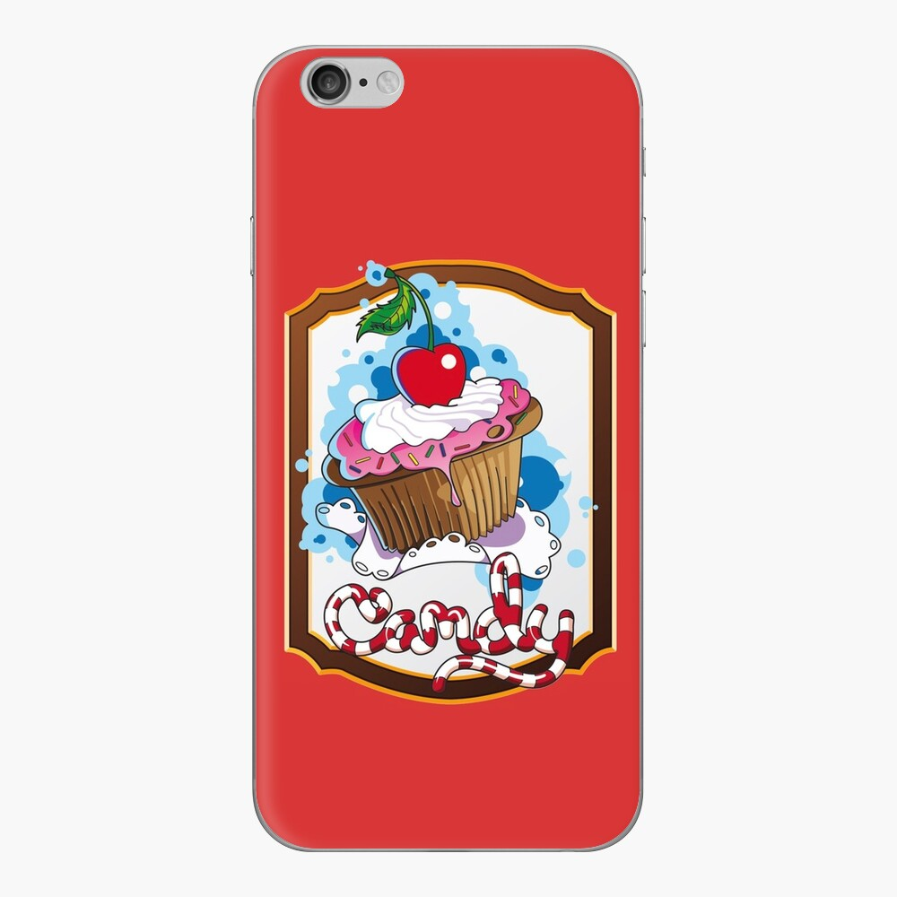 Candy Vinilo para iPhone