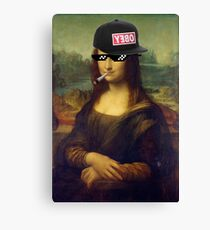 MLG Joconde Canvas Print