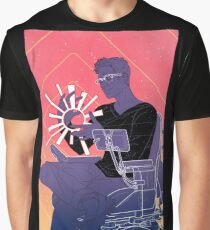DCW Tarot - The Emperor Graphic T-Shirt
