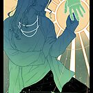 DCW Tarot - The Empress by kickingshoes