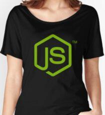 Nodejs Women's Relaxed Fit T-Shirt