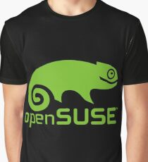 openSUSE LINUX Graphic T-Shirt