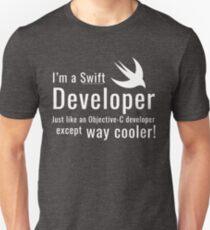 I'm a Swift Developer - Dark Unisex T-Shirt