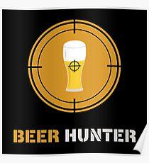 Beer hunter Poster