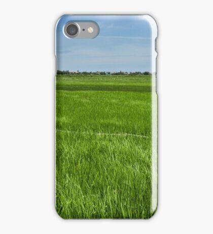Hoi An Field.  iPhone Case/Skin