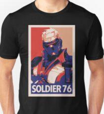 Soldier 76 HOPE Propaganda Unisex T-Shirt