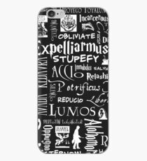HP Spell Cloud iPhone Case