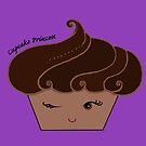 Chocolate Cupcake Princess by Artsy Mews
