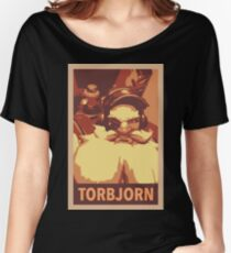 Torbjorn HOPE Propaganda Women's Relaxed Fit T-Shirt