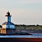 Indian Head Lighthouse, PEI by Kathleen Daley