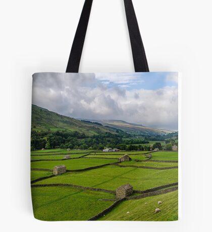 Swaledale Stone Barns Tote Bag
