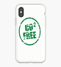 CO2 free iPhone Case