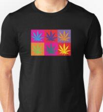 Marijuana Abstract T-Shirt