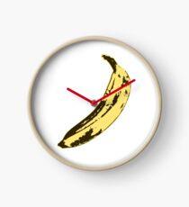A Very Ripe Banana Clock