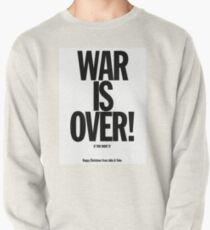 War is Over Pullover
