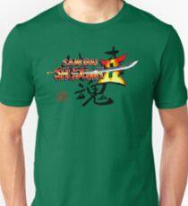 Samurai Shodown 2 (Neo Geo Title Screen) T-Shirt