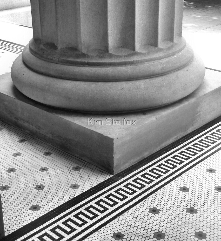 pillar by Kim Stelfox