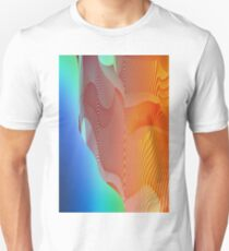Camiseta unisex Pixelsorted gradient  8 755414d9f75