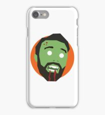 'Ricky Gervais' Halloween Zombie iPhone Case/Skin