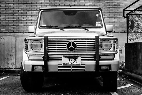 Mercedes G Class Wagon by snaphouston