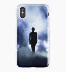 LADY GAGA STAGE SILHOUETTE iPhone Case
