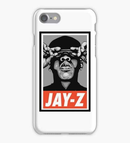 -MUSIC- Jay-Z iPhone Case/Skin