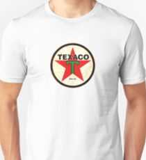 Texaco Vintage Logo Unisex T-Shirt
