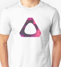 Glitched Out Vive Unisex T-Shirt