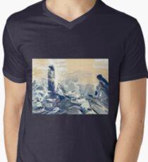 Lighthouse on fire T-Shirt