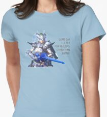 """Earth Defense Force Wing Diver """"Some day I'll fly for reasons other than battle"""" EDF T-Shirt"""