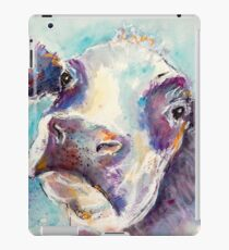 Sanfte Kuh iPad-Hülle & Skin