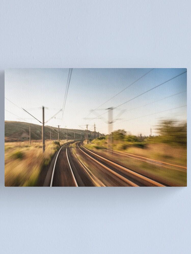 Alternate view of Runaway Canvas Print