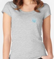 You are a beautiful tropical fish  Women's Fitted Scoop T-Shirt
