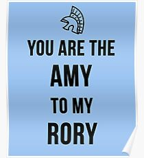 Amy+Rory Poster