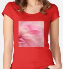 Delicate Women's Fitted Scoop T-Shirt